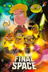 Key visual of Final Space
