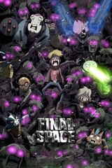 Key visual of Final Space 3