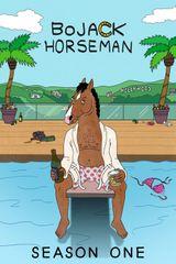 Key visual of BoJack Horseman 1
