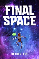 Key visual of Final Space 1