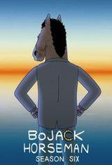 Key visual of BoJack Horseman 6